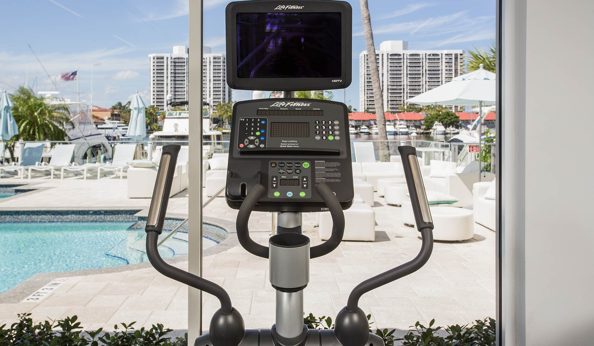 Waterways Village - Miami, FL - Fitness center