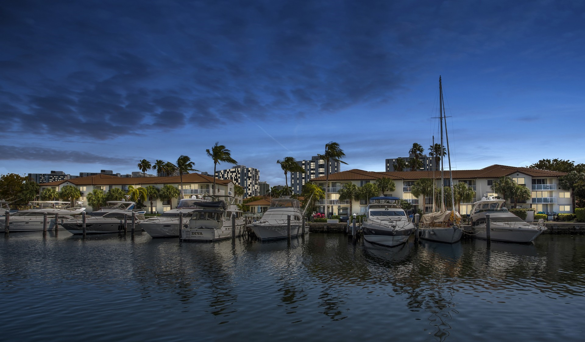 Waterways Village - Miami, FL - waterfront