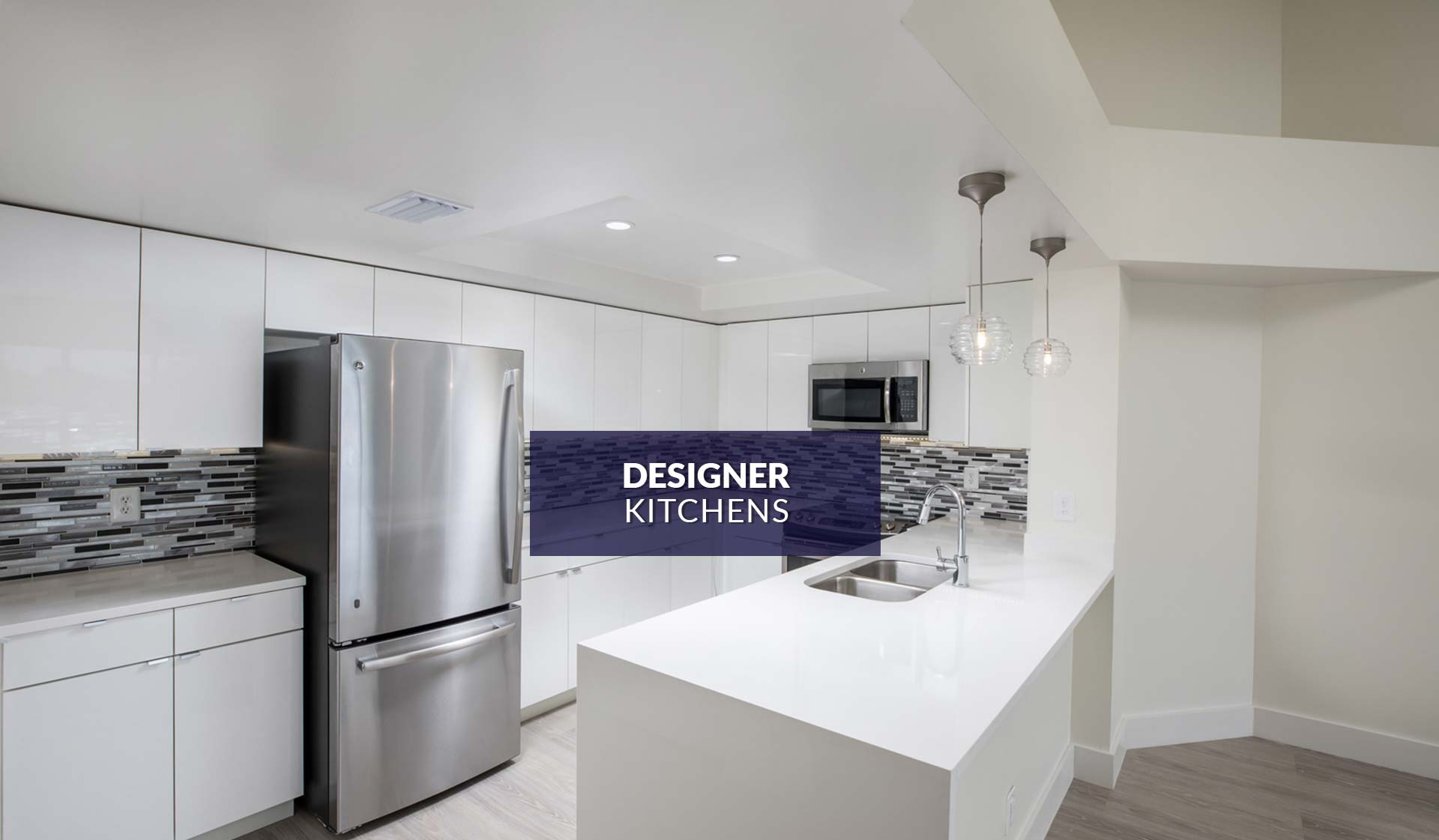 Waterways Village Apartments | Interior Kitchen