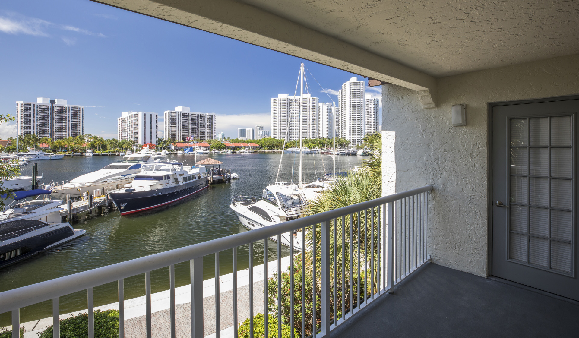 Waterways Village - Aventura FL - Balcony